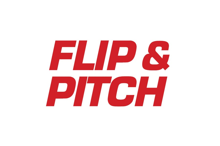 flip and pitch